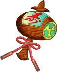 年賀状イラスト|木の小槌