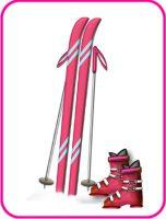 スキー・スノボのデザイン