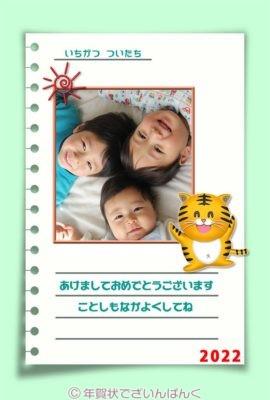 年賀状ダウンロード素材|photo-frame-161