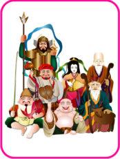 七福神のイメージ